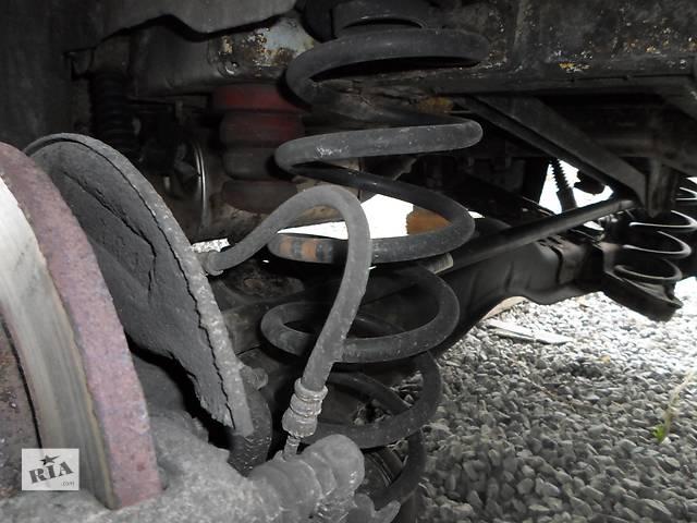 Б/у балка задней подвески для Citroen Jumpy Ситроен Джампи 2007-- объявление о продаже  в Ровно