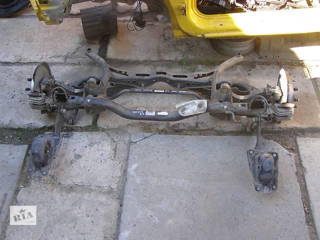 продам Б/у балка задней подвески для хэтчбека Skoda Octavia A5 1.6i 2007 бу в Новой Каховке