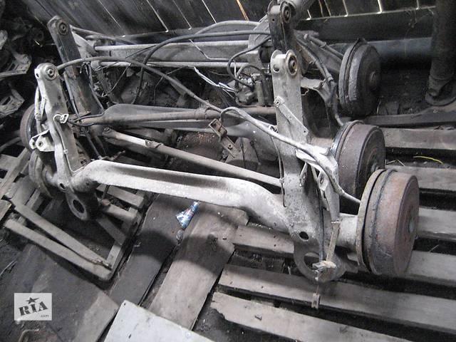 купить бу Б/у балка задней подвески для легкового авто Fiat Scudo в Ровно