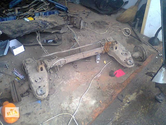 продам Б/у балка задней подвески для легкового авто Fiat Tipo бу в Ровно