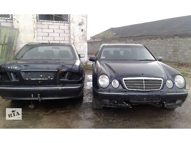 Б/у балка задней подвески для легкового авто Mercedes E-Class 210  2.2\ 2.7\ 2.9- объявление о продаже  в Костополе