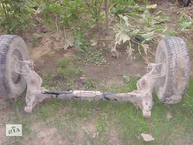 продам Б/у балка задней подвески для легкового авто Opel Ascona бу в Борщеве (Тернопольской обл.)