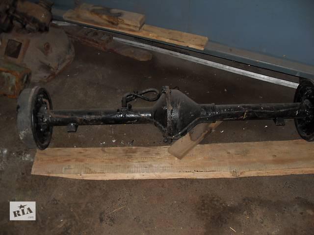 продам Б/у балка задней подвески для седана ГАЗ 21 Задний мост  бу в Полтаве