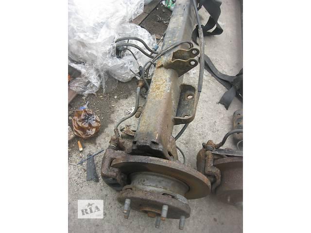 продам Б/у балка задней подвески Ford Transit 2006- бу в Ровно
