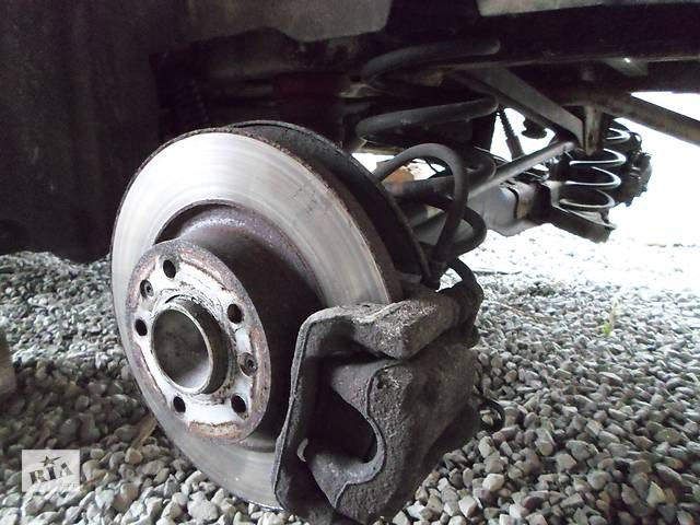 бу Б/у балка задней подвески Фиат Скудо Фіат Скудо Fiat Scudo III 2007- в Ровно