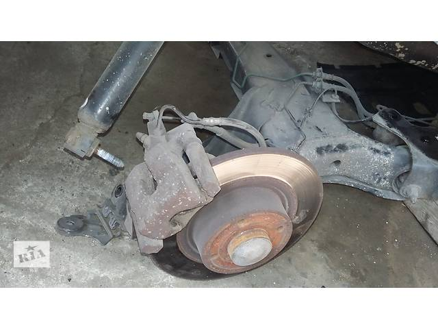 купить бу Б/у Балка задней подвески( передней) Легковой Renault Kangoo 1.5 dci груз. 2010 в Луцке