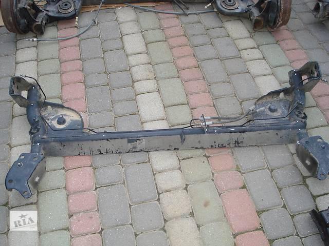 купить бу Б/у балка задньої підвіски для легкового авто Renault Dacia Logan в Львове