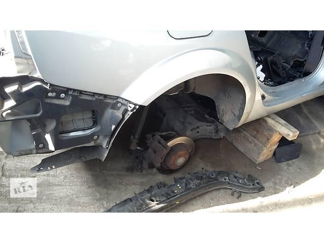 купить бу Б/у Балка задня задней подвески( передней) Легковой Рено Кенго канго Renault Kangoo 1.5 dci груз. 2010 в Луцке