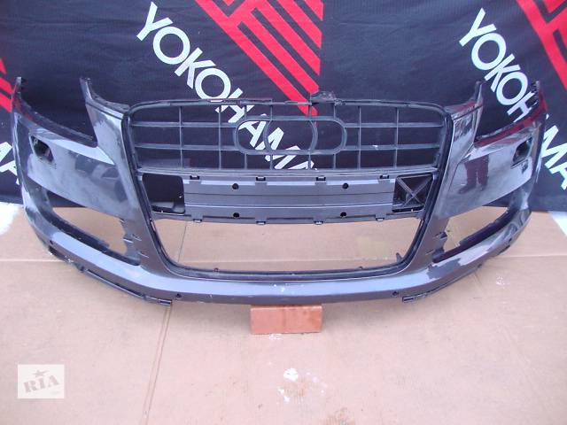 Б/у бампер передний для легкового авто AUDI Q7 4L0 05 - 09- объявление о продаже  в Львове