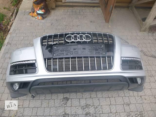 Б/у бампер передній для легкового авто Audi Q7- объявление о продаже  в Ковеле