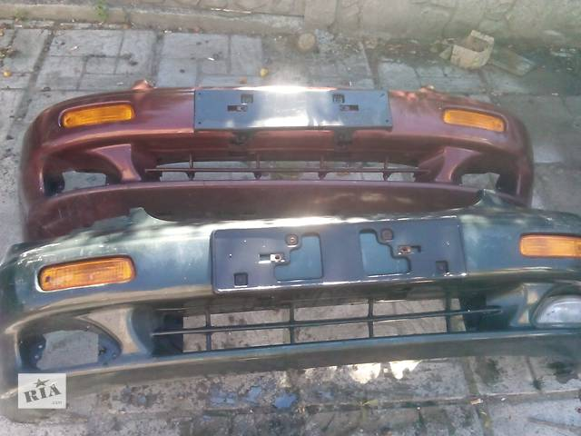 продам Б/у бампер передній для легкового авто Daewoo Leganza бу в Львове