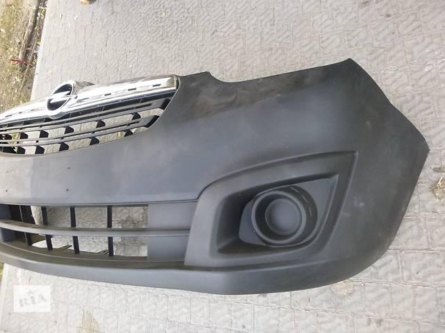 купить бу Бампер передний Fiat Doblo  2007 в Ковеле