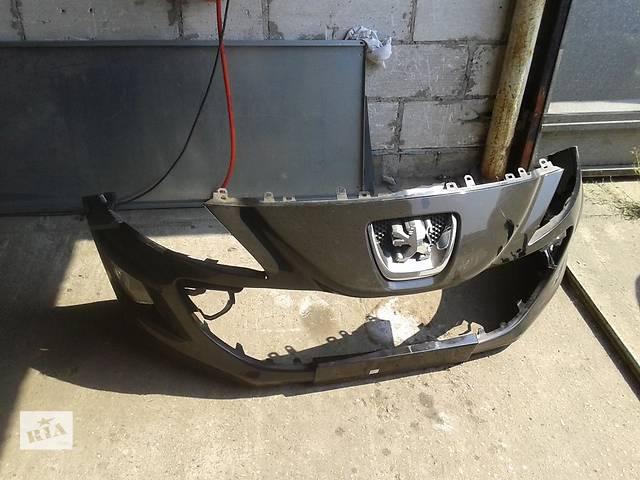 продам Б/у бампер передній для легкового авто Peugeot 308 бу в Луцке