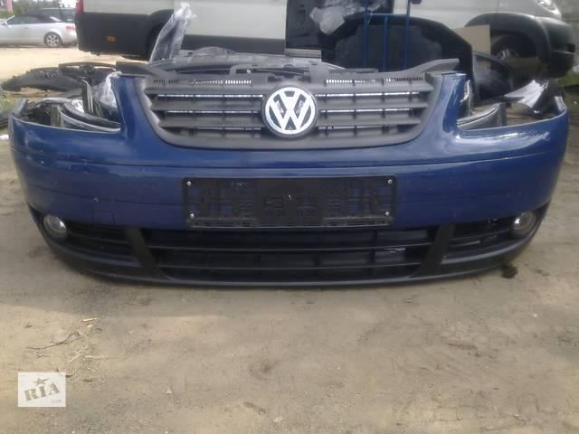 продам Б/у бампер передній для легкового авто Volkswagen Caddy бу в Львове