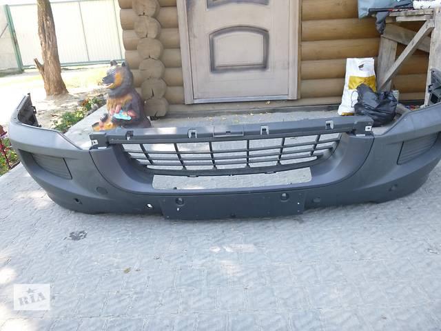 продам Б/у бампер передній для легкового авто Volkswagen Crafter бу в Ковеле