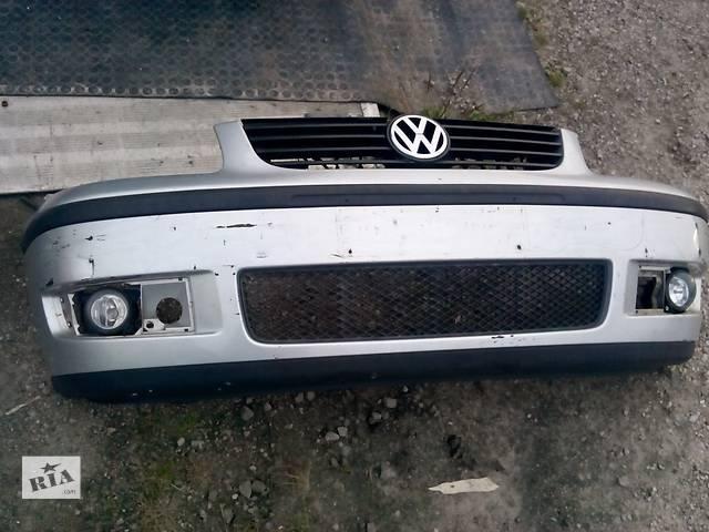 купить бу Б/у бампер передній для легкового авто Volkswagen Polo в Львове