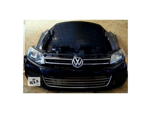 Б/у бампер передній для легкового авто Volkswagen Touareg- объявление о продаже  в Луцке