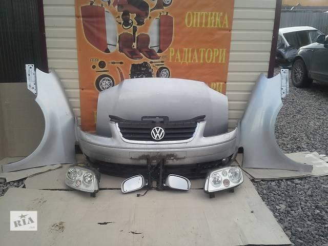 купить бу Б/у бампер передній для легкового авто Volkswagen Touran 2004-2008р в Львове