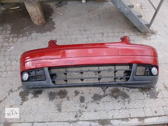купить бу Б/у бампер передній для легкового авто Volkswagen Touran в Ковеле