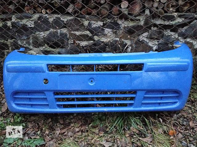 продам Б/у бампер передний для минивена Renault Trafic бу в Ровно