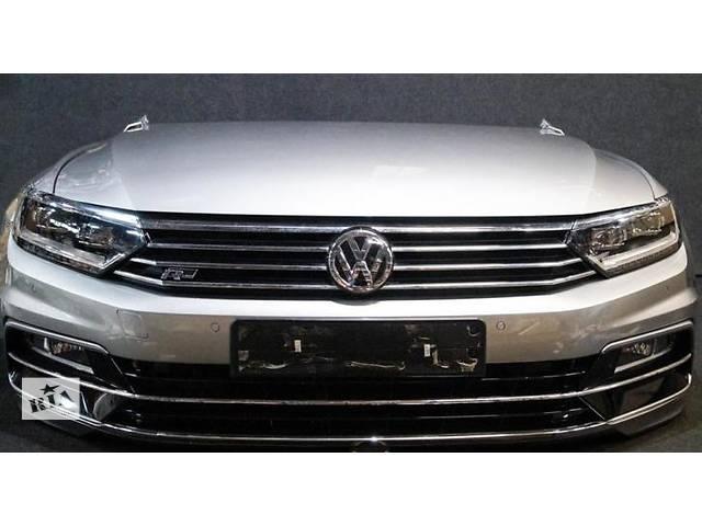 бу Б/у бампер передній для універсалу Volkswagen Passat B8 в Бердичеве