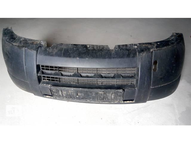 продам Б/у Бампер передній, задній  для минивена Peugeot Partner бу в Тернополе