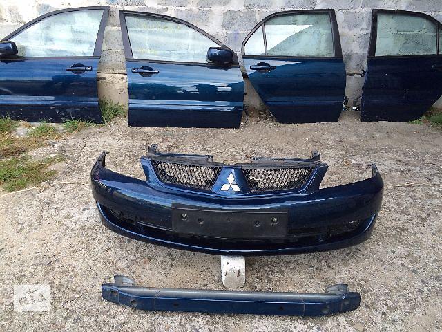 продам Б/у бампер передний 07г Mitsubishi Lancer 2007 бу в Львове