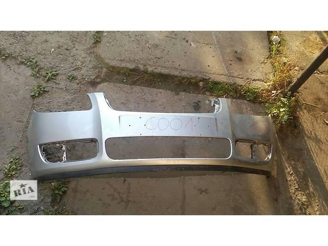Б/у бампер передний 5J0807221 Skoda Fabia- объявление о продаже  в Львове