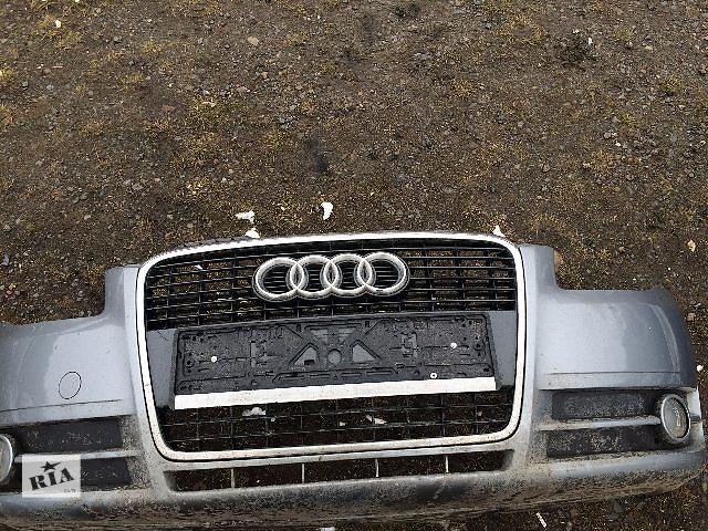 продам Б/у бампер передний Audi A4   (B7) 2005-2007 бу в Львове