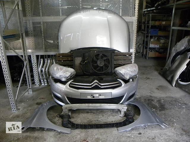 купить бу Б/у Бампер передний Citroen C4 2010-2013 в Киеве