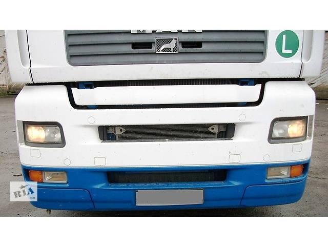 продам Б/у бампер передний для грузовика MAN TGA бу в Рожище