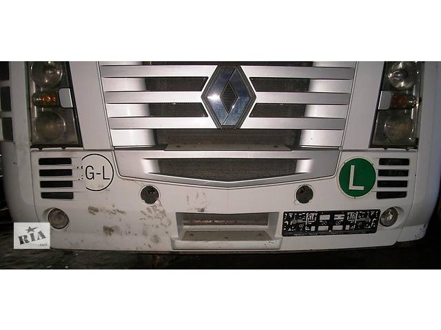 купить бу Б/у бампер передний для грузовика Renault Magnum E-TECH Рено Магнум 440 Evro3 в Рожище