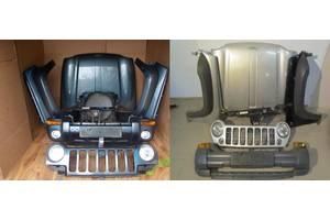 б/у Бамперы передние Jeep Cherokee
