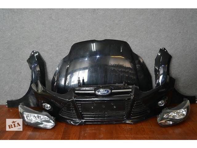 продам Б/у бампер передний для хэтчбека Ford Focus Hatchback (5d) бу в Луцке