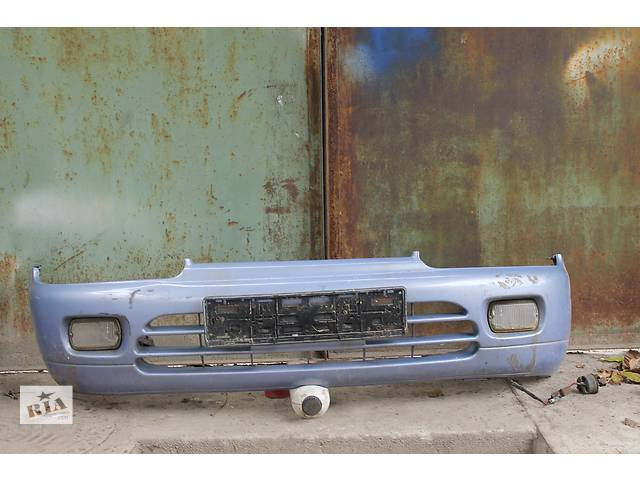 Б/у бампер передний для хэтчбека Mitsubishi Colt- объявление о продаже  в Белгороде-Днестровском
