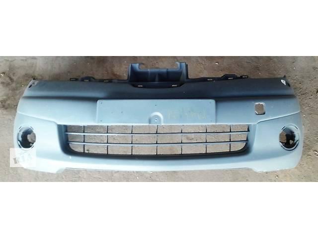купить бу Б/у бампер передний для хэтчбека Nissan Note в Киеве