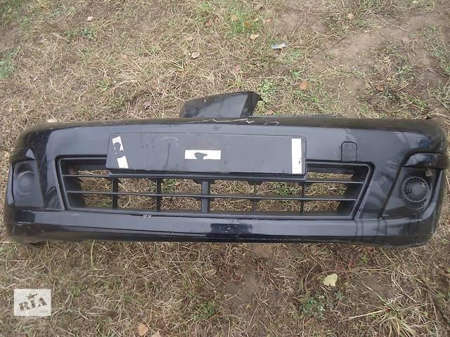 продам Б/у бампер передний для хэтчбека Nissan TIIDA бу в Киеве