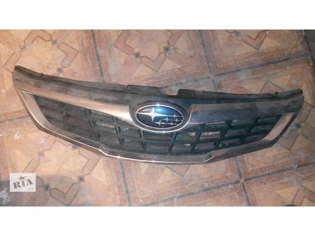 Б/у бампер передний для хэтчбека Subaru Impreza на фото решетка- объявление о продаже  в Запорожье