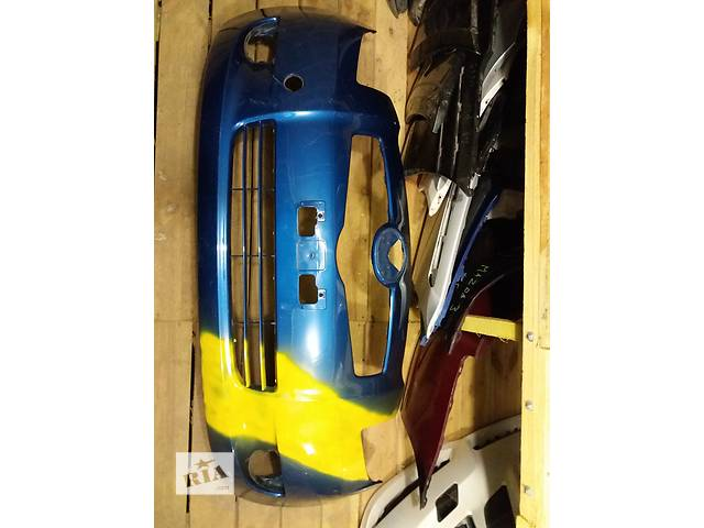 Б/у бампер передний для хэтчбека Toyota Yaris 06-  5211960750- объявление о продаже  в Киеве