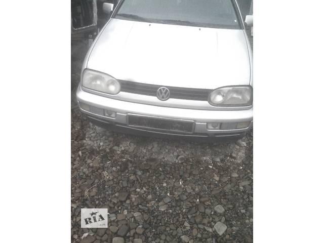 Б/у бампер передний для хэтчбека Volkswagen Golf III- объявление о продаже  в Ивано-Франковске