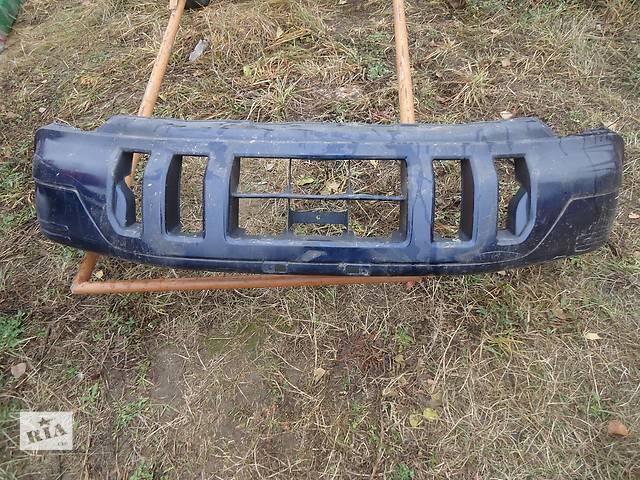 бу Б/у бампер передний для кроссовера Honda CR-V в Киеве