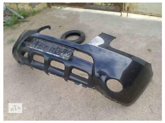 бу Б/у бампер передний для кроссовера Hyundai Tucson в Одессе