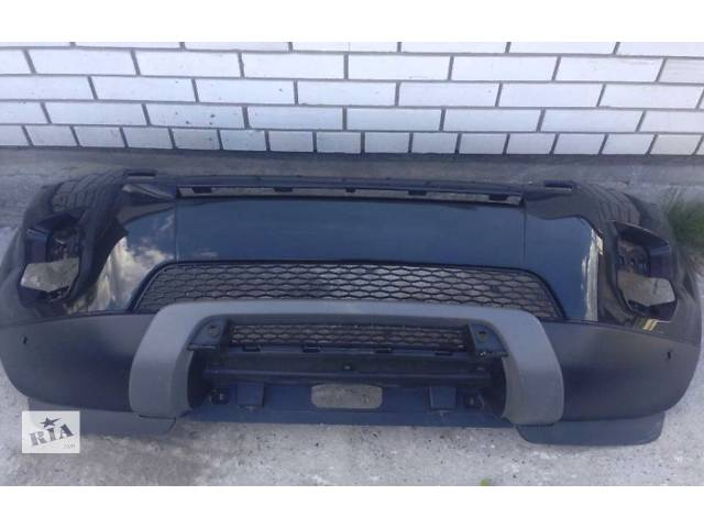 продам Б/у бампер передний для кроссовера Land Rover Range Rover Evoque бу в Киеве