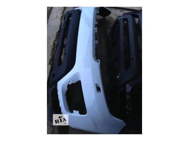 продам Б/у бампер передний для кроссовера Land Rover Range Rover Sport бу в Киеве