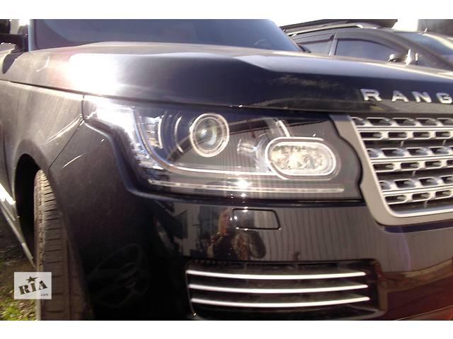 продам Б/у бампер передний для кроссовера Land Rover Range Rover бу в Днепре (Днепропетровске)