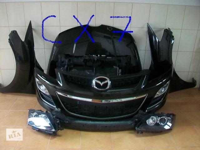 Б/у бампер передний для кроссовера Mazda CX-7 2010- объявление о продаже  в Луцке