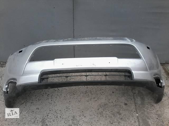 бу Б/у бампер передний для кроссовера Mitsubishi Outlander в Киеве
