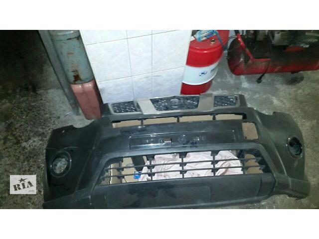 бу Б/у бампер передний для кроссовера Nissan X-Trail в Киеве