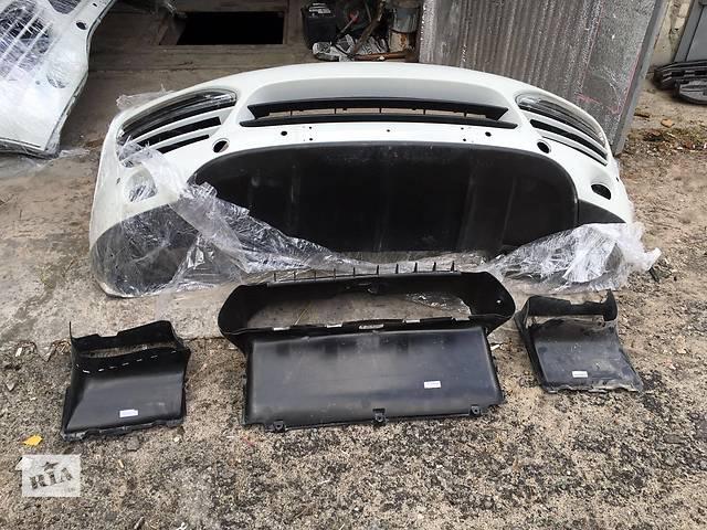 Б/у бампер передний для кроссовера Porsche Cayenne 2010-2011-2012-2013- объявление о продаже  в Киеве