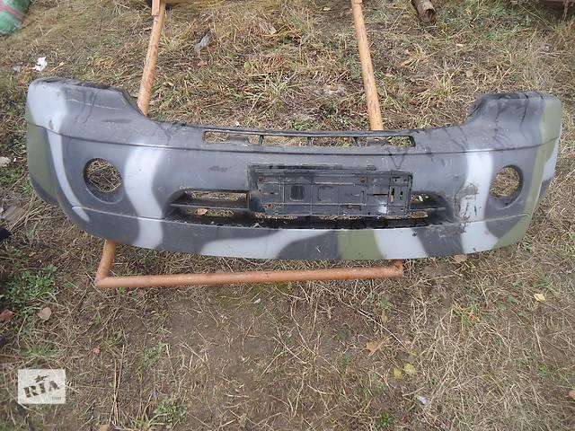 продам Б/у бампер передний для кроссовера SsangYong Rexton бу в Киеве